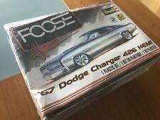 Revell '67 Dodge Charger 426 HEMI, FOOSE 1:25 Plastic Model 4051
