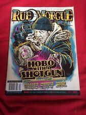 RUE MORGUE April 2011 Hobo With A Shotgun Hellraiser Insidious