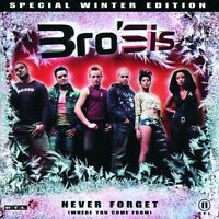 Bro'Sis Never forget-Special Winter Edition (2002) [CD]