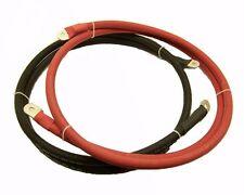 1/10F ADVANCE MCS ELECTRONICS 10' 1/0G LUGGED INVERTER CABLE