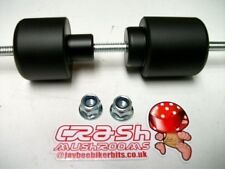 DUCATI Multistrada 1200 ENDURO CRASH MUSHROOMS  FRONT AXLE SLIDERS BOBBINS  S2L