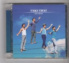 (GZ920) Take That, The Circus - 2008 Double CD