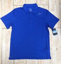 Nike Men's N.E.T. Classic Tennis Polo Shirt New Blue 453247-493 Size M