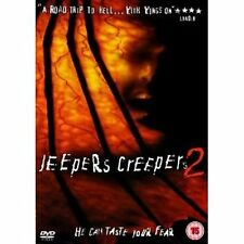 Jeepers Creepers 2 Jonathan Breck, Ray Wise Brand New Sealed DVD