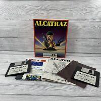 Alcatraz - Vintage Amiga Commodore Game - Excellent Condition