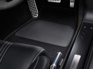 Aston Martin Overmats - Black - RHD - 702318 (V8/V12 Vantage, DB9, DBS, Virage)
