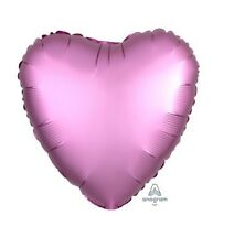 Party Supplies Birthday Engagement Satin Luxe Foil Balloon Flamingo Pink Heart