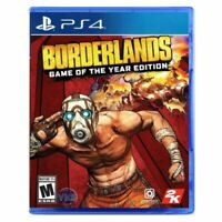 Borderlands Game Of The Year Edition PS4 Usa version New & Sealed