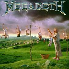 Megadeth Youthanasia (1994) [CD]