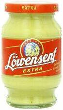 Lowensenf Extra Hot Mustard From Germany- BUY 2