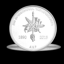 ArMoneta -- ARF Fine Silver-- Armenian coins