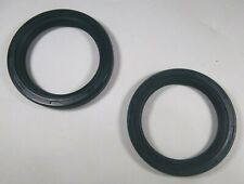 VW Audi REAR Axle Shaft Seal Set Of 2 (PAIR) Elring Made In Germany 301501641