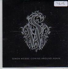 (BZ96) Simon Webbe, Coming Around Again - 2006 DJ CD