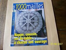1000 mailles 261 TBE