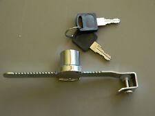 FJM Glass Showcase Lock- With 2 Keys-