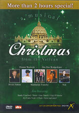 A musical Christmas from the Vatican (DVD)