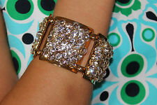 Unbelievably Amazing Kate Spade 'Disco Fever' Bracelet  Pristine Collector Piece