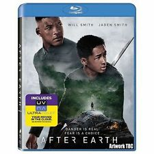 After Earth (Blu-ray, 2013) Free UK Delivery!!  **New / Sealed**
