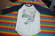 GENESIS 1982 CONCERT TOUR TEE SHIRT JERSEY STYLE SMALL