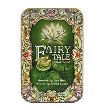 Fairy Tale Lenormand Fortune Cards/Oracle Deck in a Tin - Divination, Magick