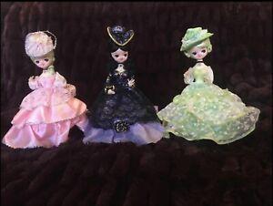 Southern Belle Bradley Dolls