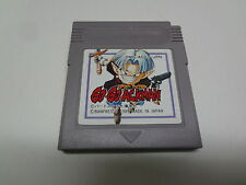 Go Go Ackman Nintendo Game Boy Japan LOOSE