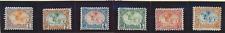 Somali Coast (Djibouti) Stamps Scott #34 To 48, Mint Hinged