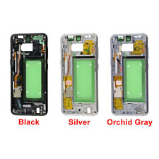 Chassis Back Housing Bezel Mid Middle Frame+3M Sticker For Samsung Galaxy S8 OEM