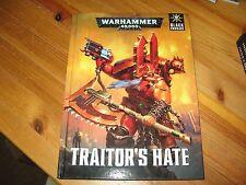 Traitor's Hate    Warhammer 40k Chaos Space Marines Codex HC