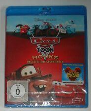Cars Toon Hooks unglaubliche Geschichten   Blu Ray NEU OVP Walt Disney
