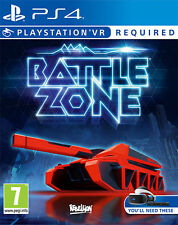 BattleZone Until (VR Required) PS4 Playstation 4 IT IMPORT