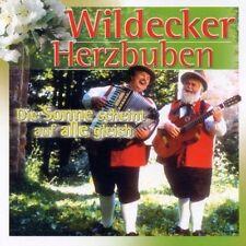 Wildecker Herzbuben Die Sonne scheint für alle gleich (compilation, 16 tr.. [CD]