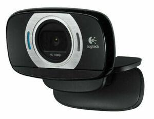 Logitech C615 HD Webcam - Black (960-000738)