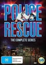 Police Rescue : Season 1-5 (DVD, 2017, 18-Disc Set)