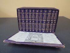 1874 KJV Bible - 11 Volumes - Handy Volume Edition