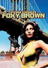 FOXY BROWN Movie POSTER 11x17 B Pam Grier Terry Carter Antonio Fargas Kathryn
