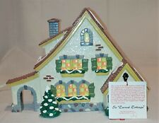 """New ListingDepartment 56 """"Carmel Cottage"""" #54666 Retired Snow Village Collection"""