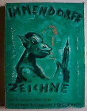 Immendorff, art, art moderne, Jörg Immendorff,
