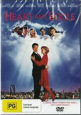 HEART AND SOULS - ROBERT DOWNEY JR - NEW & SEALED REGION 4 DVD FREE LOCAL POST