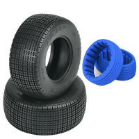 "Pro-Line 10149-01 Slide Job SC 2.2""/3.0"" M2 Dirt Oval Mod Tires (2) : Front/Rear"