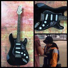 GFA Lightning Bolt * JAKE BUGG * Signed Electric Guitar PROOF ADM COA