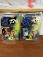 Star Wars The Power of the Force Princess Leia Organa Jabba's Prisoner Holofoil