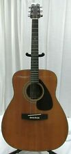 Yamaha Fg-160 Acoustic Guitar 6 String Right Handed