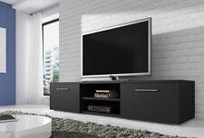 Meuble TV Armoire Bas Divertissement Vegas 150 cm