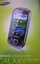 SAMSUNG GALAXY GT-I5500 Smartphone Sbloccato EUROPA Mobile WiFi caso Bundle in Scatola
