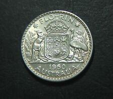 1960 Australian Florin,