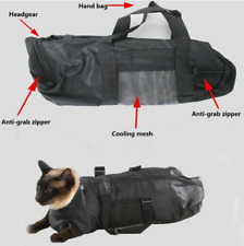 Cat Grooming Bath Bag Cats Washing Bags For Pet Bathing Nail Trimming Injecting