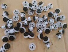 x 100 clips de fijación soportes Paneles de Puerta Parabrisas Para Volvo C30 V70