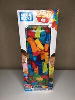 Mega Bloks Big Builders Build 'N Create 250 Piece Block Set FNR85