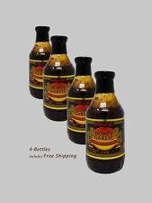Mikee Honey Garlic Sauce and Marinade - 20 oz, Jars - 4-Pack